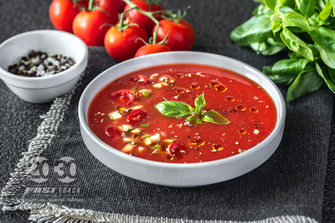 Gazpacho Recipe
